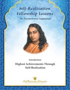 SRF Lessons Cover