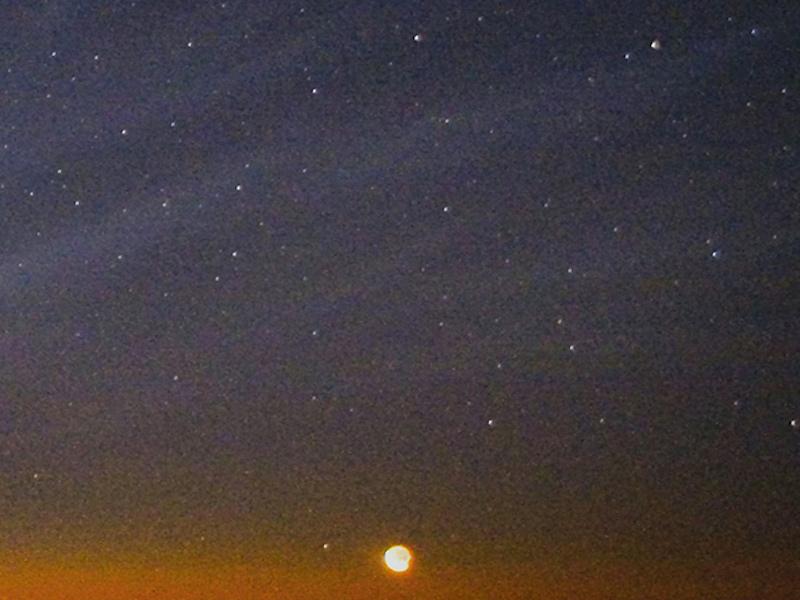Sun and Sky (Courtesy NASA)